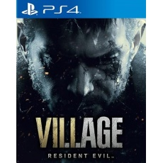 PS4 hra Resident Evil Village