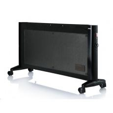 DOMO DO7346M MICA topný panel černý 1500W