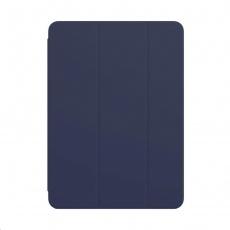 COTEetCI silikonový kryt se slotem na Apple Pencil pro Apple iPad Pro 12.9 2018 / 2020, modrá