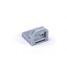 SMARTKEEPER Mini USB Port Lock Type B 10 - 10x záslepka, šedá