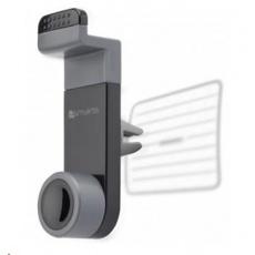 4smarts univerzální držák do auta Snapclip do mřížky ventilátoru, černá