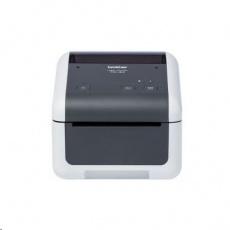 BROTHER tiskárna štítků TD-4420DN (tisk štítků, 203 dpi, max šířka štítků 104 mm) USB, LAN