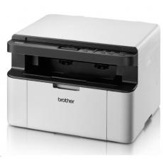 BROTHER multifunkce laserová DCP-1510E - A4, A4 sken, 20ppm, 16MB, 600x600copy, GDI, USB, bílá