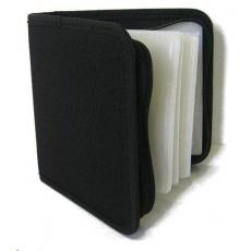 OEM Pouzdro na 24 CD černé (nylonové)