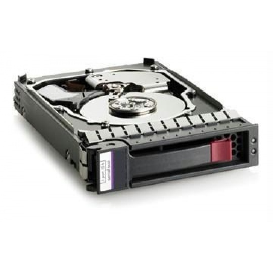HPE MSA 2.4TB 12G SAS 10K SFF (2.5in) Enterprise 512e 3yr Warranty Hard Drive
