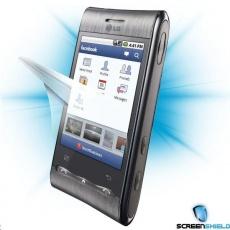 Screenshield fólie na displej pro LG GT540 Optimus