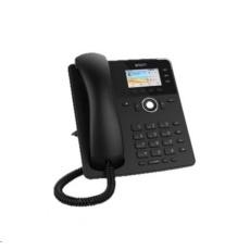 Snom IP telefon D717, 6 SIP, Wi-Fi, USB, PoE