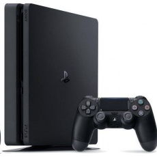 SONY PlayStation 4 500GB F(HITS) /EAS - černý + Marvel's Spider/HZN HITS CE/R&C HITS/EAS