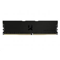 DIMM DDR4 16GB 3600MHz CL18 SR (Kit 2x8GB) GOODRAM IRDM PRO, Deep Black