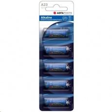 AgfaPhoto alkalická baterie LRV08-23A-LR23A, blistr 5ks