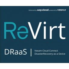 ReVirt DRaaS | Storage (1TB/12M)
