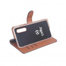 Celly pouzdro Wally s funkcí stojánku pro Xiaomi Mi 9, černá