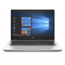 HP EliteBook 830 G6 i5-8265U 13.3 FHD UWVA 250, 8GB, 256GB, ax, BT, FpS, backlit keyb, Win10Pro