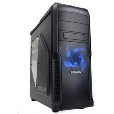 ZALMAN skříň Z3 Plus,  ATX bez zdroje