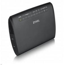 Zyxel VMG3312 Wireless N300 VDSL2 Modem Router, wi-fi 300 Mb/s, 4 porty 10/100,1x USB