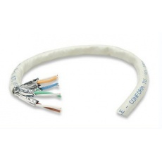 Intellinet FTP kabel, Cat6, drát 305m, 23AWG, šedý