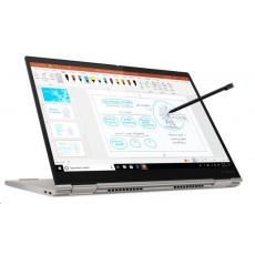 "LENOVO NTB ThinkPad X1 Titanium Yoga Gen1 - i7-1160G7,13.5"" QHD IPS touch,16GB,1TBSSD,ThB,LTE,camIR,W10P,3r prem.onsite"