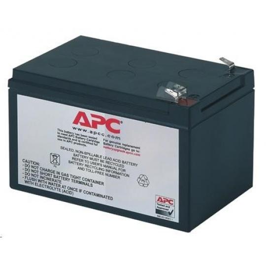 APC Replacement Battery Cartridge #4, BK600EC,BP650IPNP,SUVS650I,SU620