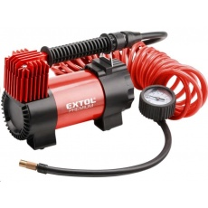 Extol Premium kompresor auto 12V v tašce s příslušenstvím, 12V, 10,3bar 8864001