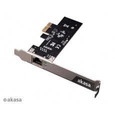 AKASA síťová karta, 2.5 Gigabit PCIe Network Card