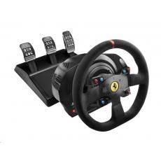 Thrustmaster Sada volantu a pedálů T300 Ferrari 599XX EVO Alcantara pro PS3, PS4 a PC (4160652)