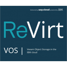 ReVirt VOS | Veeam Object Storage (1TB/1M)