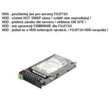 """FUJITSU HDD SRV SATA 6G 2TB 7.2K 512e H-P 2.5"""" BC - TX1330M3 TX1330M4 RX1330M3 RX1330M4 TX2550M4"""