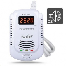 SAFE 808L hlásič zemního plynu