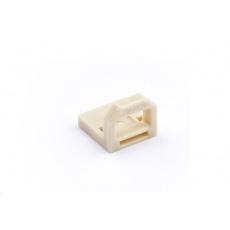 SMARTKEEPER Mini USB Port Lock Type B 10 - 10x záslepka, béžová