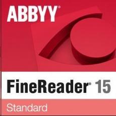ABBYY FineReader PDF 15 Standard, Volume License (per Seat), UPG, Perpetual, 101 - 250 Licenses
