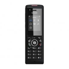 """Snom bezdrátový telefon M85, DECT, 2"""" LCD, BT, 3,5 mm jack, odolný (IP65), nabíjecí stojánek s napájením"""
