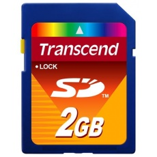 TRANSCEND SD karta 2GB (Standard)