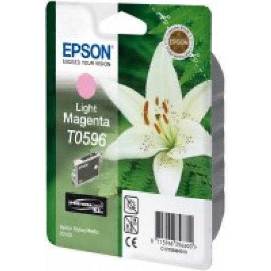 "EPSON ink bar Stylus photo ""Lilie"" R2400 - light Magenta"