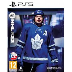 PS5 hra NHL 22