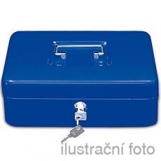 Přenosná pokladna WEDO 250, modrá