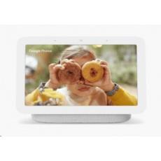 Google Nest Hub (2nd Gen) - Smart-Display Chalk