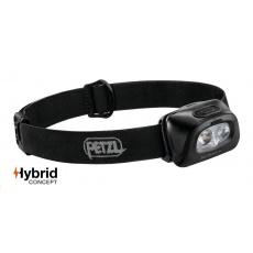 PETZL TACTIKKA+ HYBRID černá 350lm