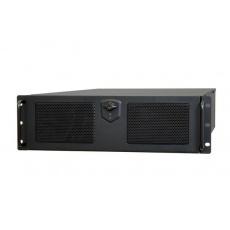 CHIEFTEC skříň Rackmount 3U ATX/mATX, UNC-310RS-B-50R, 2x500W