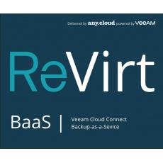 ReVirt BaaS | Veeam Agent for Server (OS/1M)