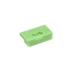 SMARTKEEPER Mini DisplayPort Lock 4 - 1x klíč + 4x záslepka, zelená