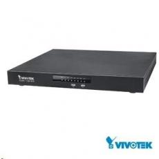 Vivotek NVR ND9541P, 32 kanálů s 16xPoE (max 160W), 4xHDD, H.265, 1x USB 3.0, 2x USB 2.0, 1xHDMI a 1xVGA,8xDI/4xDO