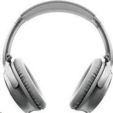 BOSE QC 35 II stříbrná - Bezdrátové sluchátka