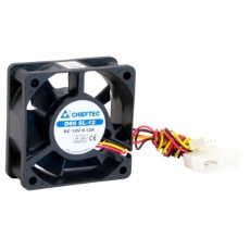 CHIEFTEC větrák AF-0625S, 60x60x25 mm Sleeve Fan, with 3/4pin connector