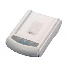 ROZBALENO - Čtečka Giga PCR-340 VC, RFID, 125kHz/13,56MHz (Mifare), emulace COM portu
