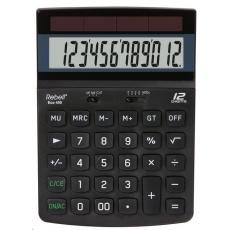REBELL kalkulačka - Eco 450 - černá