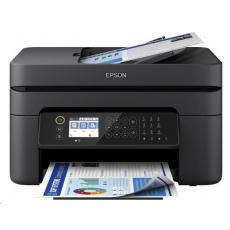 EPSON tiskárna ink WorkForce WF-2870, A4, 5760x1440 dpi, 33 ppm, USB, WiFi, LAN, LCD