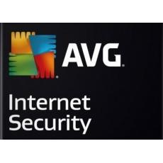 _Nová Licence AVG Internet Security pro Windows 4 lic. (36 měs.) SN Email ESD