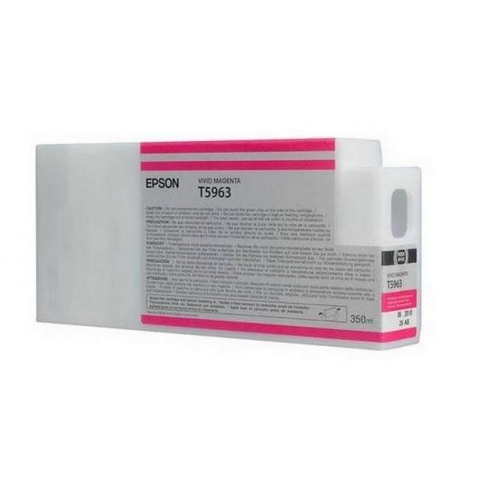 EPSON ink bar Stylus Pro 7900/9900 - vivid magenta (350ml)