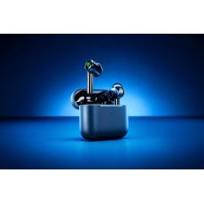 RAZER sluchátka Hammerhead True Wireless, černá