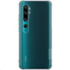 Nillkin Nature TPU Case pro Xiaomi Mi Note 10 /10 Pro Transparent Grey